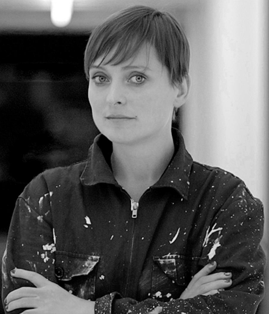 Stefanie-Klingemann-Portrait-2011,-Veit-Landwehr